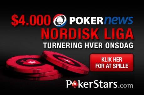 Spil Med I Nordic Poker League - Nyt Event I Aften