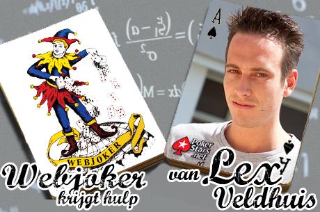 Webjoker krijgt hulp van Lex Veldhuis: O'Dea versus Heinz in het WSOP ME