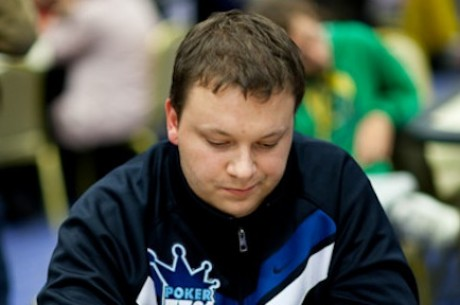 PokerStars.com European Poker Tour Loutraki 2011 Day 1a: Херольд попереду