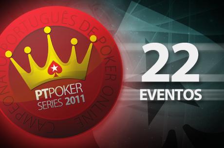 PT Poker Series 2011 - Etapa de hoje com alterações