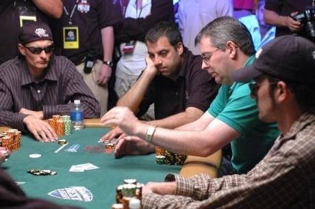 Hol van most: Dan Nassif a 2006 WSOP Main Event döntő asztaláról