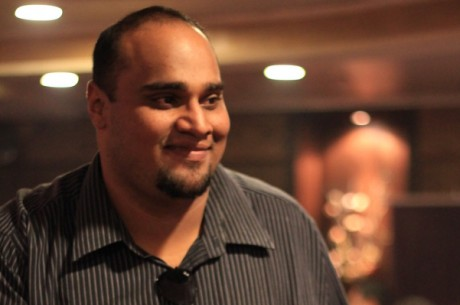 Sangeeth Mohan wins APT Goa Main Event