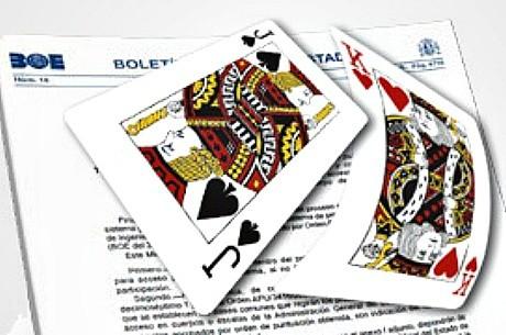 Aparece publicado en el BOE el reglamento del poker