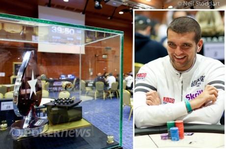 ЕПТ Лутраки: Груди Грудев е 2-ри, Фахредин Мустафов е...