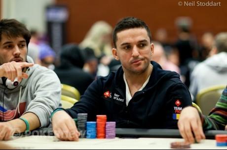 Тони Джудет - чиплидер по итогам 2011 PokerStars.com EPT Loutraki Day...