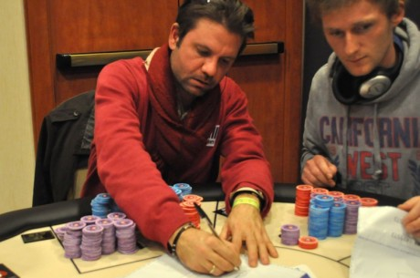 2011 PokerStars.com European Poker Tour Loutraki Day 3: Chipleader ο Καπερνόπουλος