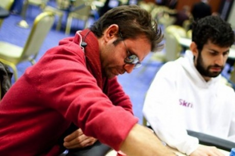 Капернопойлос лідирує за підсумками Day 3 ME 2011...