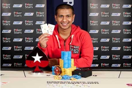 2011 European Poker Tour Loutraki Dan 5: Zimnan Ziyard Šampion €347,000