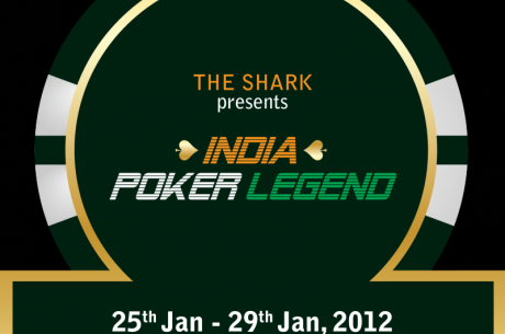 India Poker Legend announces January 2012 schedule
