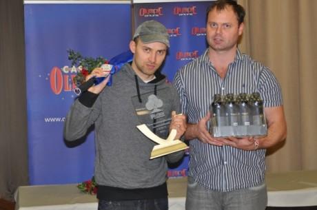 Pärnu Turniiripokkeri Klubi lahtised meistrivõistlused võitis Siim Liivaru