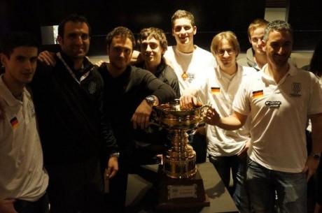 Германия спечели първата Nations Cup Duplicate Poker купа