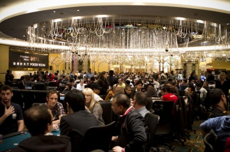 2011 PokerStars.net APPT Macau Day 1a: Phil Ivey Is Back