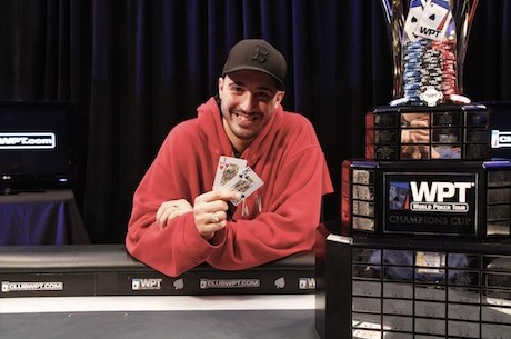 Anthony Ruberto Captures 2011 World Poker Tour Jacksonville Title