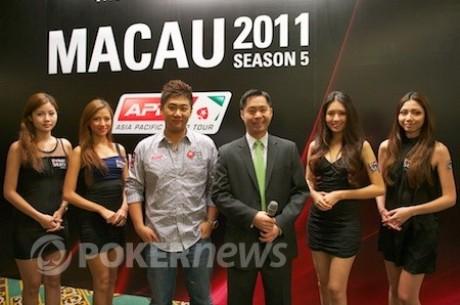 Dags för dag 2 i PokerStars APPT Macau med Phil Ivey