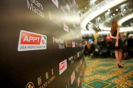 2011 APPT Macau 主赛事正在创造新的历史