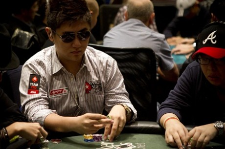2011 PokerStars.net APPT Macau Day 1b: Ο Bryan Huang οδηγεί