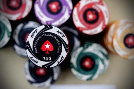 PokerStars.it IPT Campione Dzień 1A - Filip Będziński gra dalej!