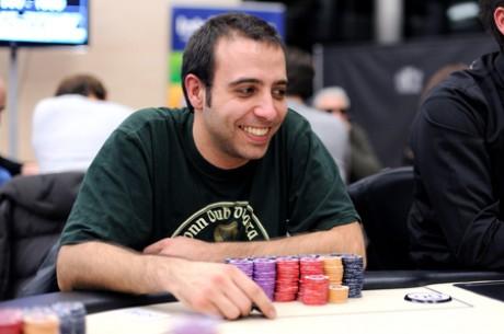 PokerStars.it IPT Campione Dzień 1B - Davide Scafati liderem