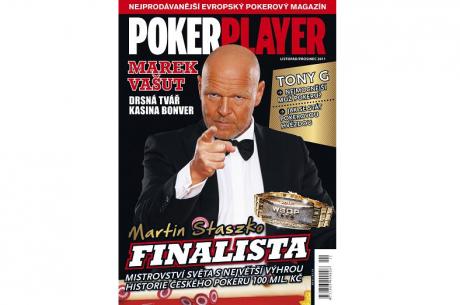Poker Player 1/2011 je tu!