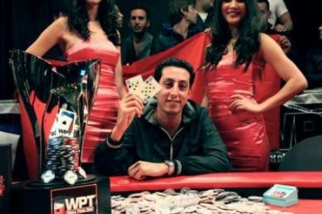 Mohamed Ali Houssam nyerte a WPT Marrakecht