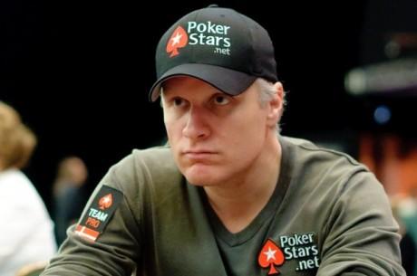 Theo Jørgensen i storform - ikke bare ved pokerbordene