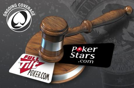 PokerStars, FTP och AB får förlängning att svara på åtal