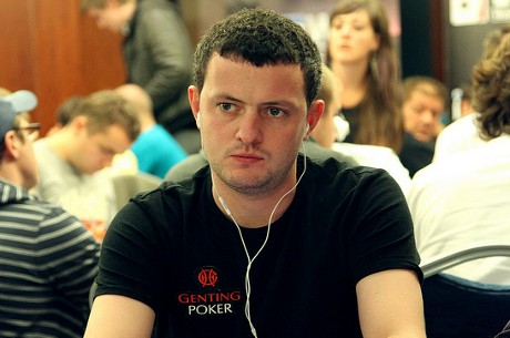 Pair Of Brits Through To WPT Prague Day 2