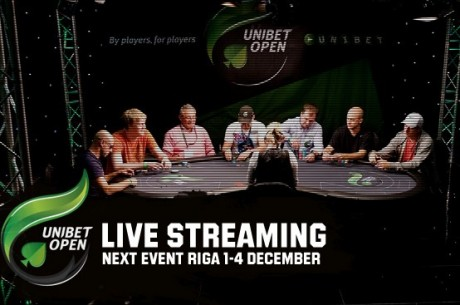 LIVE: Unibet Open Riga