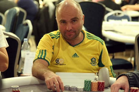 2011 World Poker Tour Prague Day 1b: A Kastle Is Built