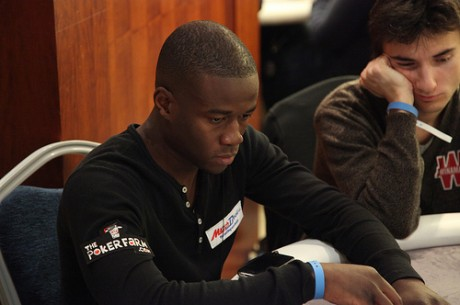 2011 World Poker Tour Prague Day 2: Money Bubble Bursts with Adeniya in the Lead