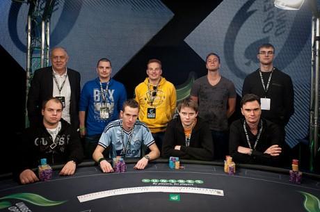 Unibet Open Ryga - Arkadiusz Olszowy drugi!