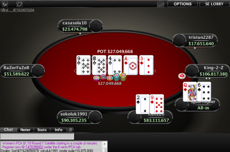 Dansker Ramte Finalebordet Ved PokerStars' Rekord-Turnering