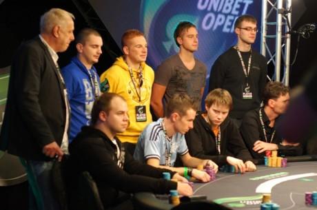 Unibet Open Ryga – lietuviai prie FT užima 8 ir 6 vietas