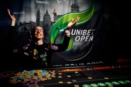Фінальний стіл Unibet Open Рига - Live!