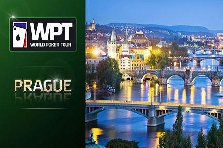 Sigurd Eskeland på finalebordet under WPT Praha