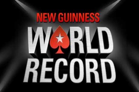 Vikend na PokerStarsu: Postignut Novi Svetski Rekord