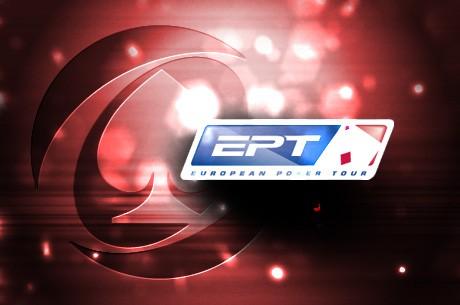 Lundmark en av tre svenskar vidare från PokerStars EPT Prag dag 1a