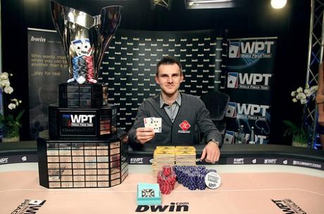 Андрей Патейчук выиграл ME WPT Прага!