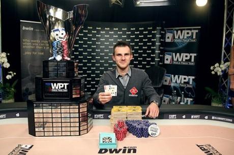 Andrey Pateychuk Wins 2011 World Poker Tour Prague Main Event