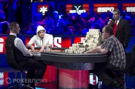 PokerNews-elemzés: sikeres volt a 2011-es WSOP döntő asztalának közvetítése?