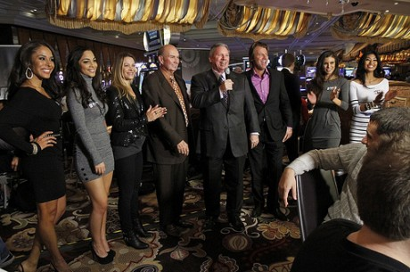 World Poker Tour Celebrates 10th Anniversary at Five Diamond World Poker Classic