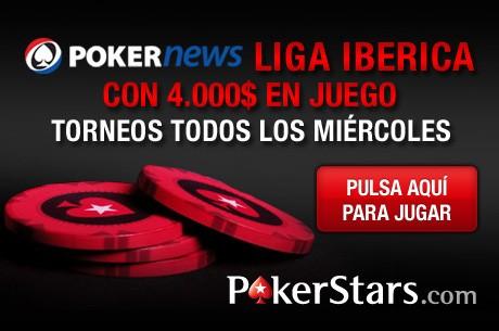Gana mucho dinero en PokerStars disputando la Liga Ibérica