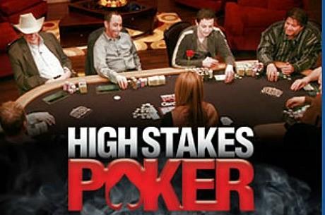 El tv show High Stakes Poker desaparece de la programación