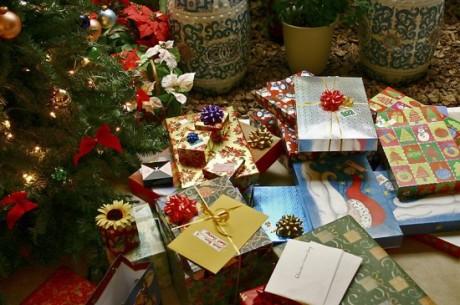 Cadeaux de Noël Poker : mettez le feu au sapin