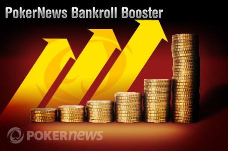 PokerNews Bankroll Booster: $10M satellit och $50 gratis