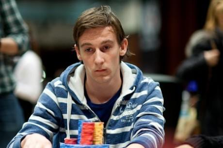 Ренкерс лідирує за підсумками 2011 PokerStars.com EPT Prague Day 3