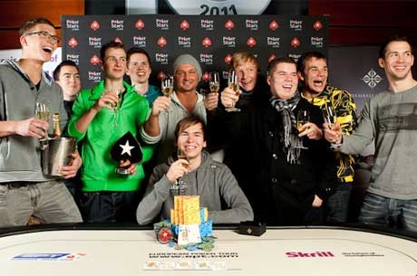 Martin Finger Šampion 2011 EPT Prag Main Eventa (€720,000)/ video intervju