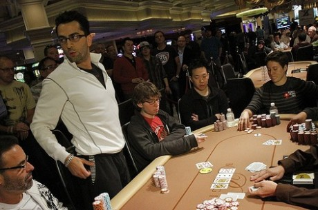 2011 WPT Five Diamond World Poker Classic Day 5: Esfandiari Eyes History at Final Table