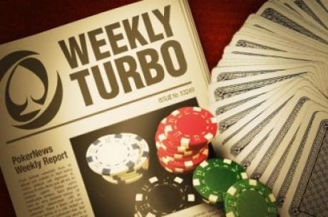 Notizie della Settimana: Buy-in da $1 Milione alle WSOP, Compromesso il Software di Bodog e...