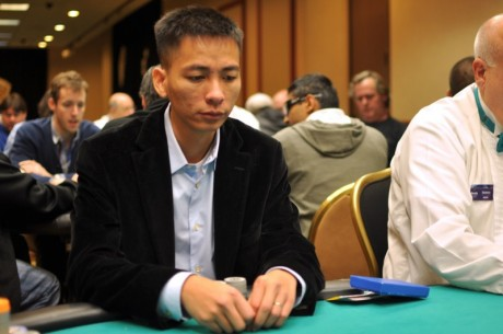 World Series of Poker Circuit Atlantic City Day 2: Phan's The Man